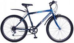 """Велосипед Top Gear Kinetic 100 18"""" синий"""