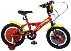 Велосипед Navigator DISNEY Тачки, красно-желтый ВН16123