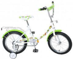 Велосипед Navigator Basic бело-зеленый