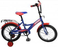 Велосипед Navigator Basic сине-красный ВН16104Н