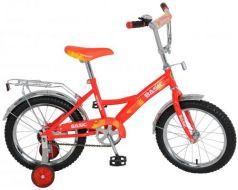 Велосипед Navigator Basic красно-желтый