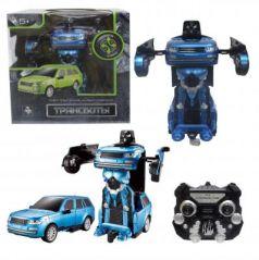 """Робот-трансформер 1Toy """"Трансботы"""" - Джип на радиоуправлении Т10865"""