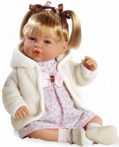 Кукла Arias Elegance 45 см со звуком Т11100