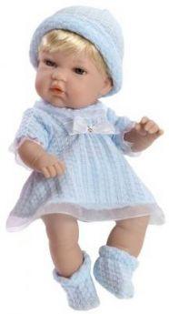Кукла Arias Elegance в голубом платье 33 см T11132