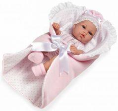 Arias ELEGANCE кукла винил. 33 см. , розовый конверт, коробка 24,5*14*40,5 см.