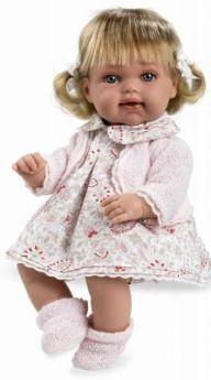 Кукла Arias Elegance с соской 33 см Т11085