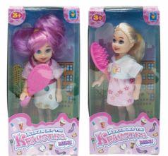 Кукла 1toy Красотка mini 13 см