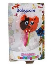 Погремушка Baby Care Котенок