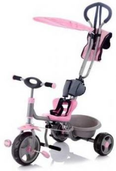 Велосипед Jetem Chopper розовый 1620