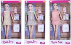 Кукла Defa Lucy Мама с малышом, 3 аксесс. , в ассорт.