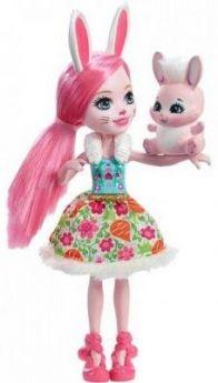 Кукла Enchantimals с любимой зверюшкой в асс-те