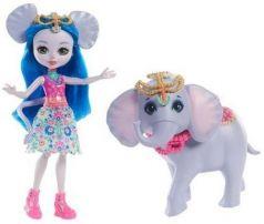 Кукла Enchantimals с большой зверюшкой в асс-те