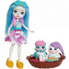 Кукла Enchantimals со зверушкой и тематическим набором в асс-те