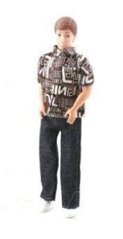 Кукла-юноша Даниэль, 29 см, в ассорт.