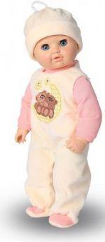 Кукла ВЕСНА Саша Весна 8 зв со звуковым устройством 42 см плачущая