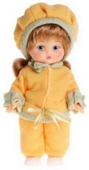 Кукла Мир кукол Женечка 30 см со звуком