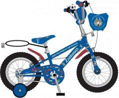 """Велосипед Navigator FIFA 12"""" синий ВН12112"""