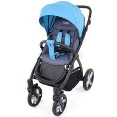 Прогулочная коляска Nuovita Modo Terreno (blu grigio)