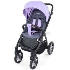 Прогулочная коляска Nuovita Modo Terreno (lilla grigio)