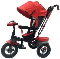 Велосипед Moby Kids Comfort 360° 12x10 AIR 12*/10* красный 641067