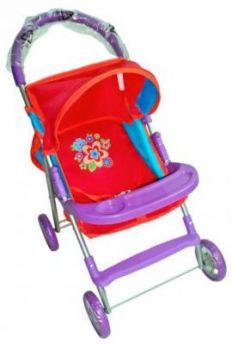 """Прогулочная коляска для кукол Mary Poppins """"Цветочек"""" 67124"""