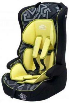 Автокресло Rant Comix (labirint yellow)