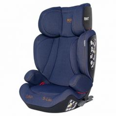 Space Isofix (blue jeans)