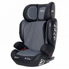 Автокресло Rant B-Tiger Space Isofix (grey)