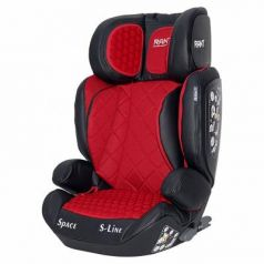 Space Isofix (red)