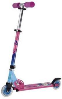 Самокат X-Match Cool Cat 100 мм розовый 641098