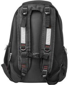 Рюкзак ACTION городской, с отделением для ноутбука, разм. 46х30х15см, черный, унисекс