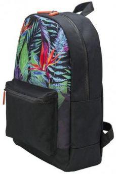Рюкзак ACTION Цветные Листья, городской, размер 44х29х14 см, с принтом, мягкая уплотненная спинка, д