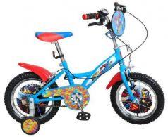 """Велосипед Навигатор Навигатор 14д Супермен сине/красн 14"""" сине-красный ВН14158"""