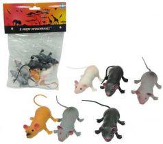 """Набор фигурок 1Toy """"В мире животных"""" - Крысы"""