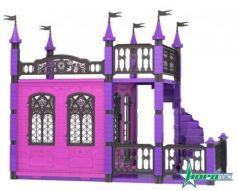 Замок для кукол Нордпласт Таинственный замок