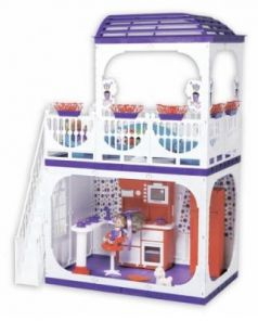 Дом для кукол Огонек Конфетти