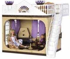 Дом для кукол Огонек Коллекция