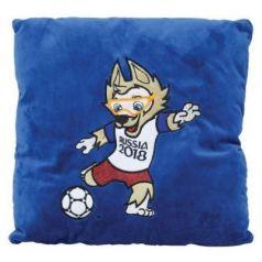 подушка с аппликацией Kicking