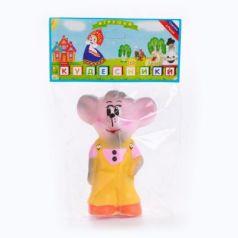 Резиновая игрушка Пфк игрушки Мышонок 12 см
