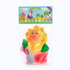Резиновая игрушка для ванны Пфк игрушки Подсолнух 14 см