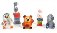 Набор игрушек Пфк игрушки Винни и его друзья