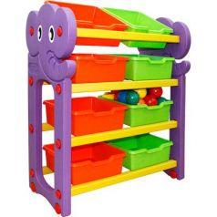 Стеллаж для хранения игрушек