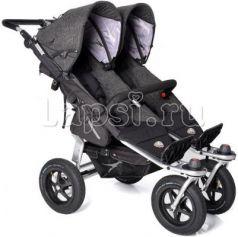 Прогулочная коляска для двойни TFK Twin Adventure Premium(T-TWA-Prem-411)