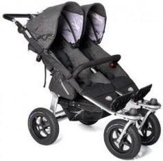 Прогулочная коляска для двойни TFK Twin Trail Premium(T-TWT-Prem-411)