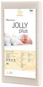 Матрас 60х120см Italbaby Jolly Plus (белый)