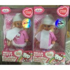 Кукла КАРАПУЗ HELLO KITTY. МАШЕНЬКА 12 см MARY012X-HK