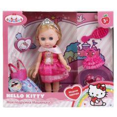 Кукла КАРАПУЗ HELLO KITTY. МАШЕНЬКА 15 см MARY63010А-HK