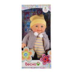 Кукла ВЕСНА МАЛЫШ 12 30 см В3024