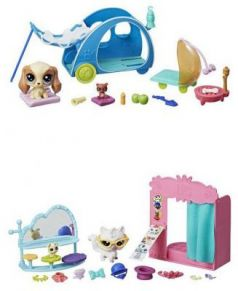 «Littlest Pet Shop» Хобби петов