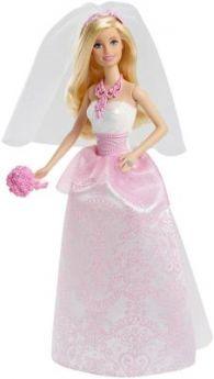 Кукла MATTEL Сказочная невеста CFF37